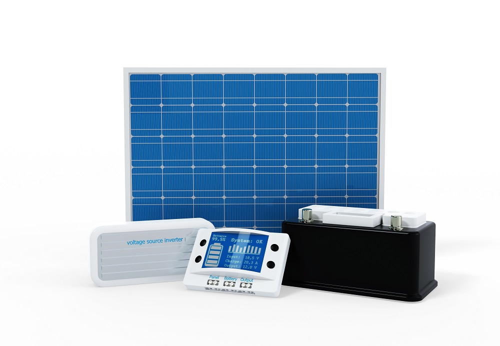 Solar Battery Storage, solar inverter and solar panel in Scotland and UK